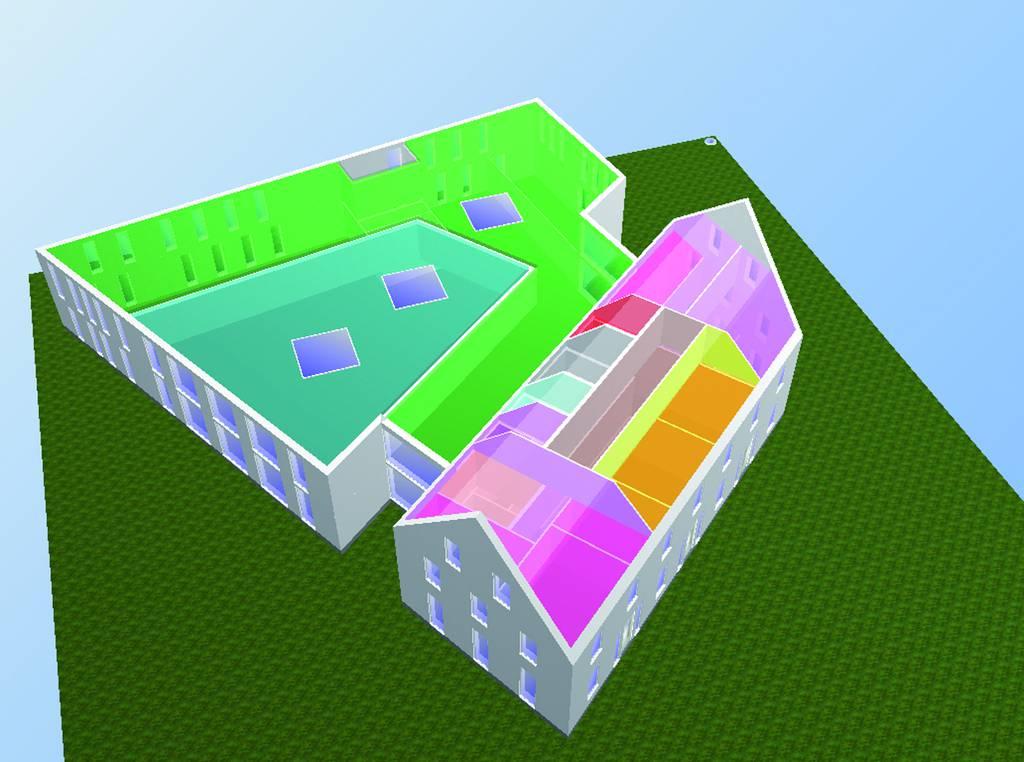 Building Information Modeling - BIM