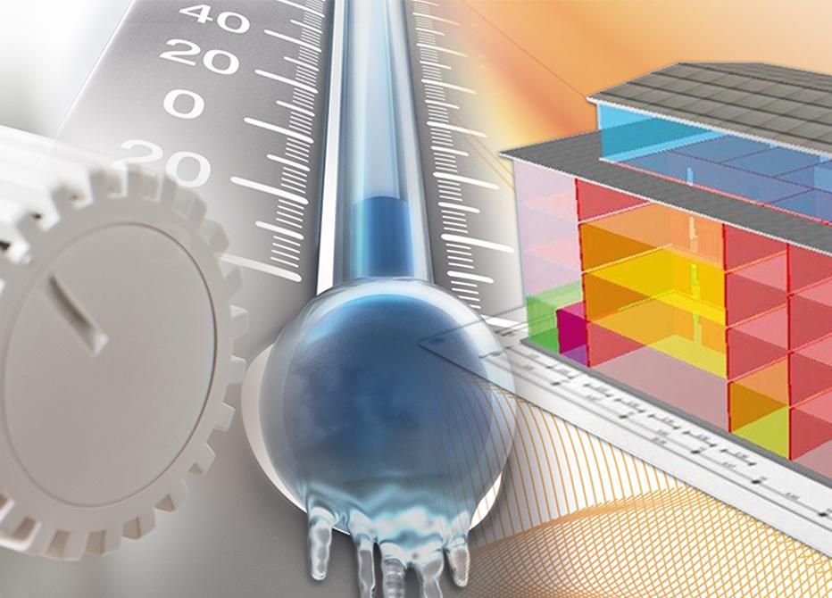 Gebäude-Simulation Software